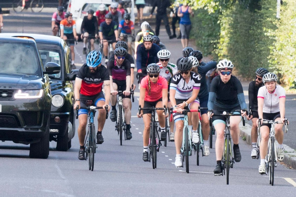 Ealing Cycling Campaign: Slightly Speedier Ride to Windsor Sunday (19th September 2021)